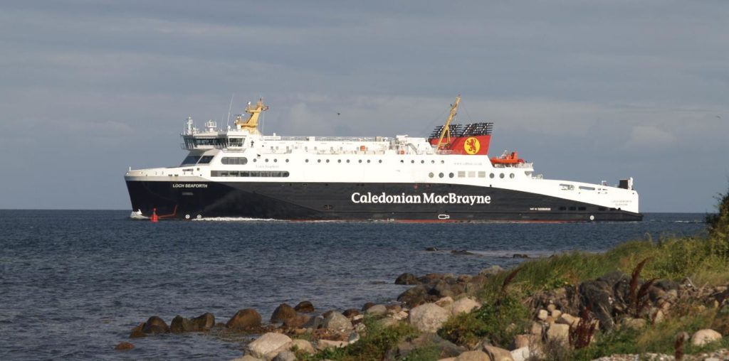 Labour call for transparency over ferry contract