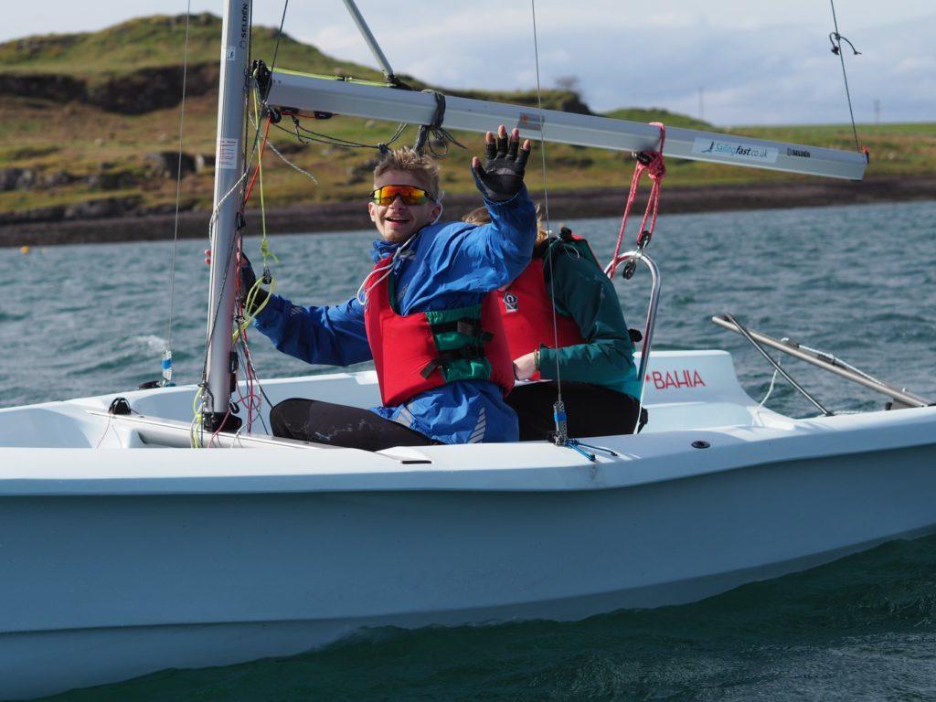 SAMS sailing club to host national championship