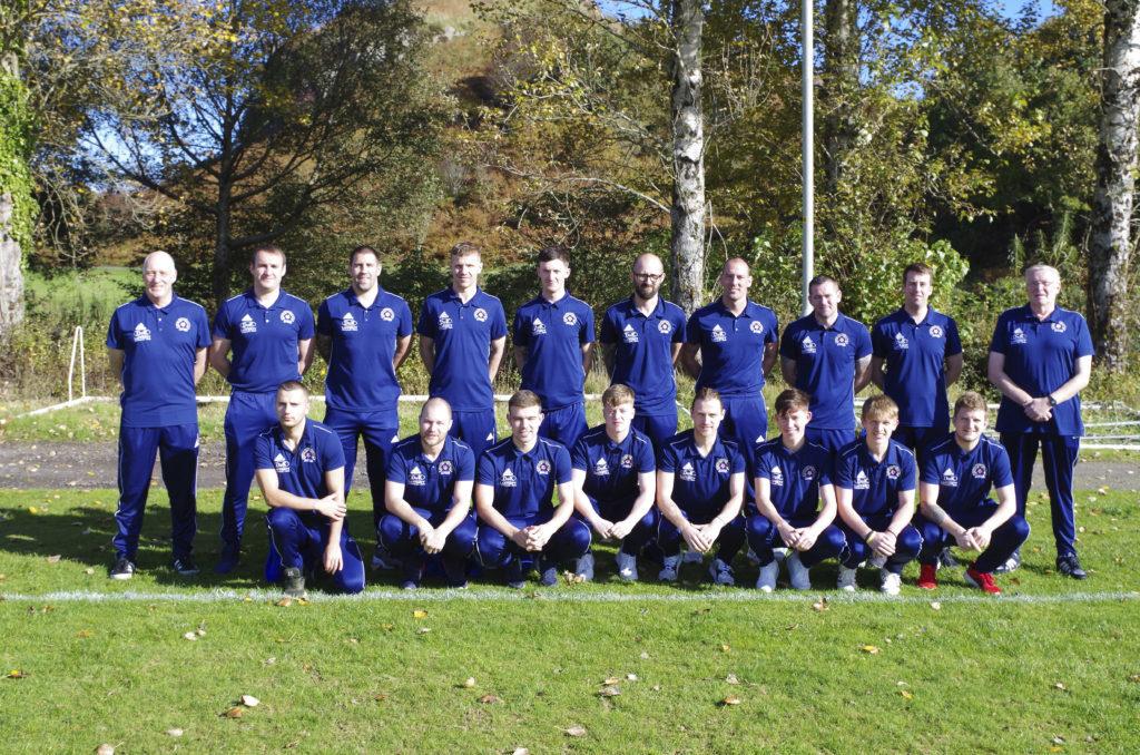 Saints face tough tie in West of Scotland Cup