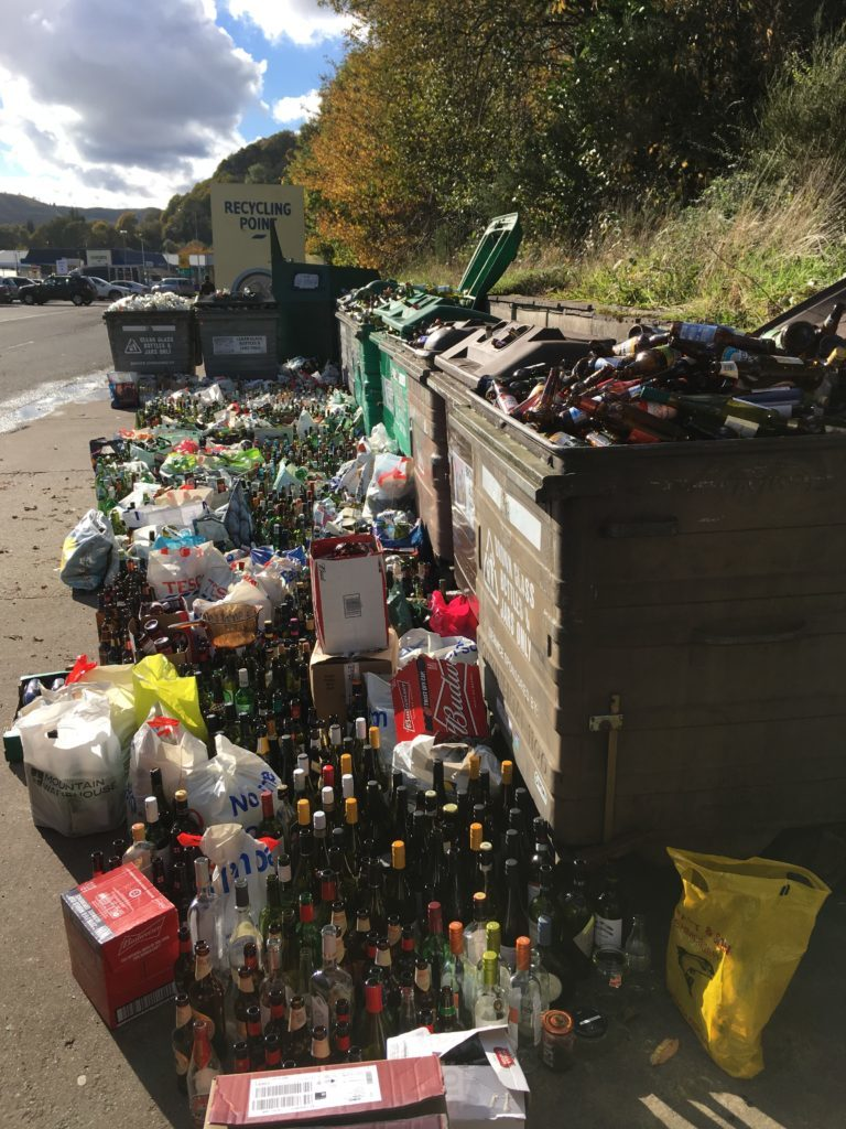 Final say for Islanders on new recycling scheme