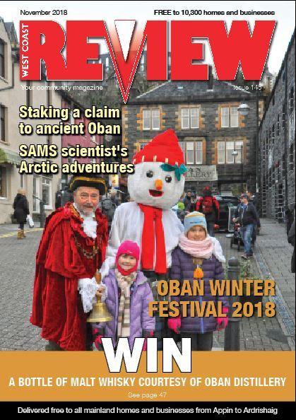 West Coast Review – November