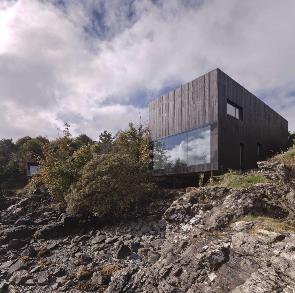 Skye cantilevered house wins top award