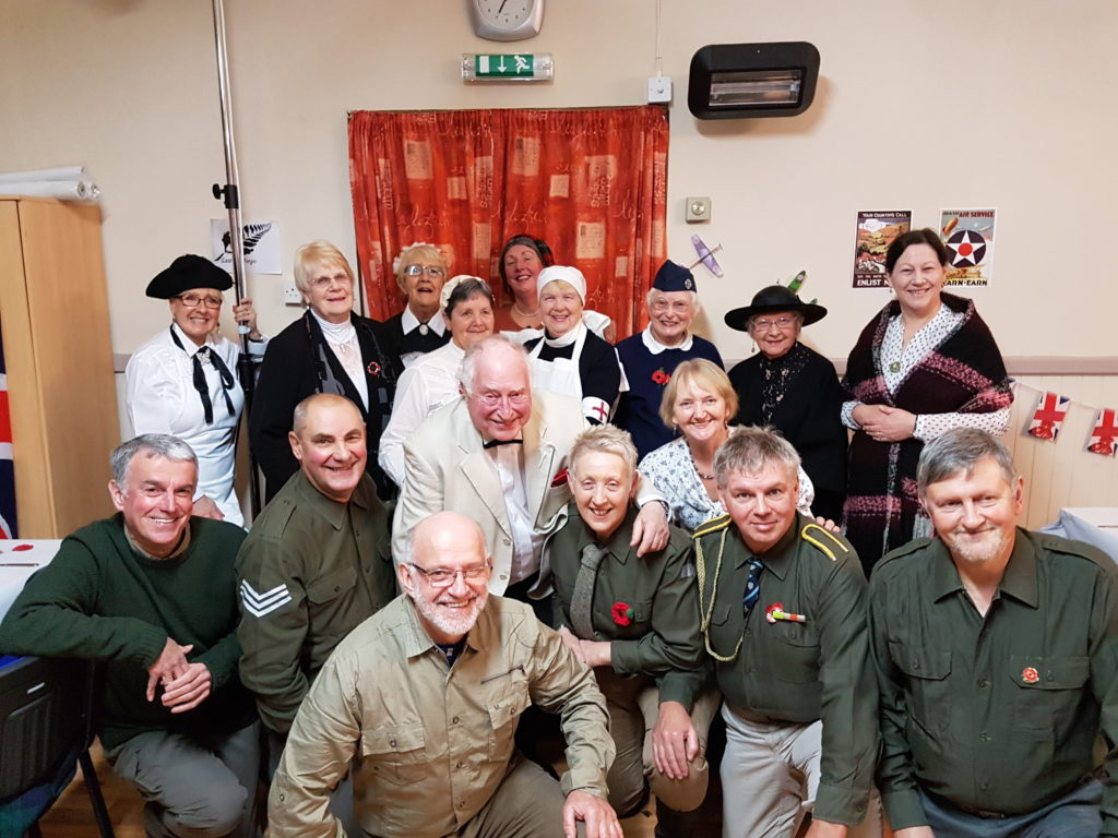 St Munda's hosts remembrance dinner and drama