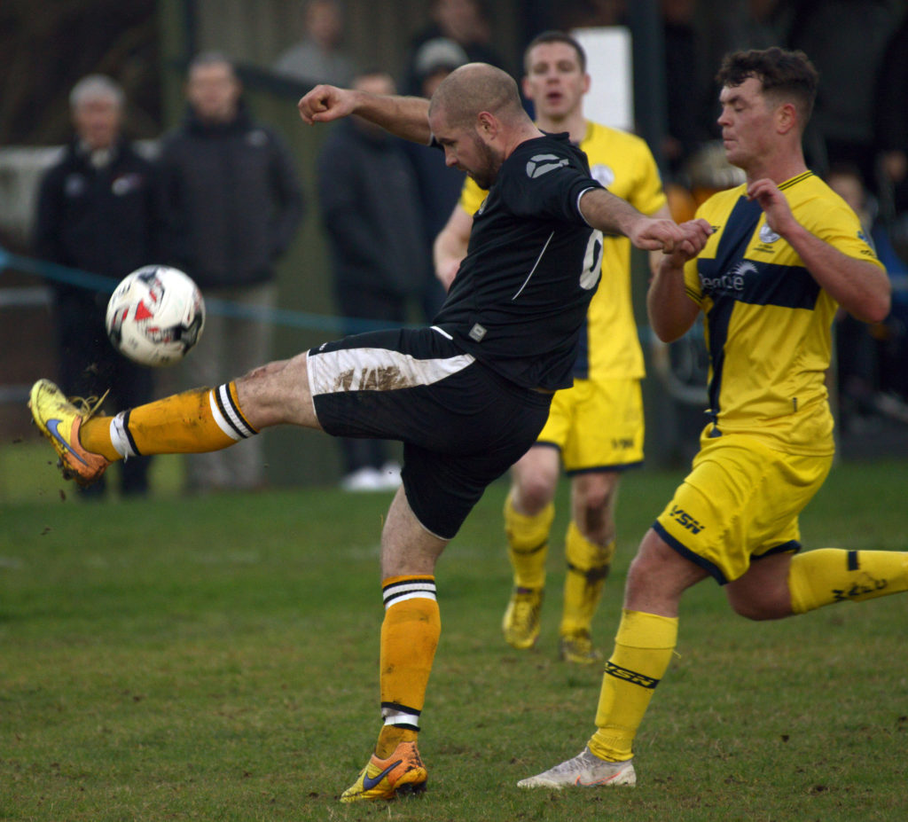 Fort undone by three quick-fire second half goals