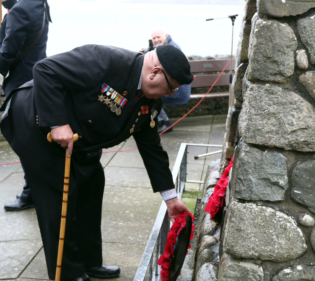 Oban Legion at risk as tributes are paid