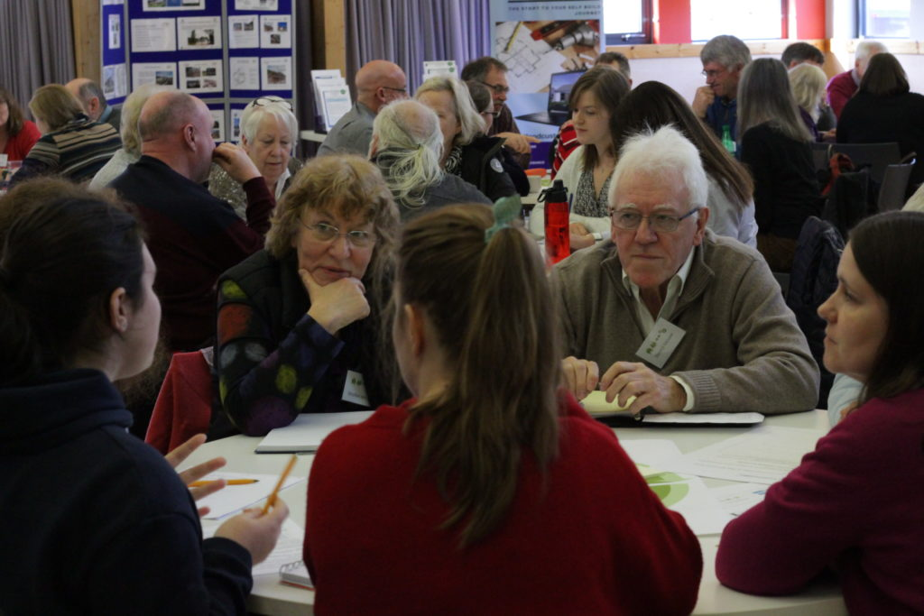 Environmentalists inspire at Community Partnership gathering