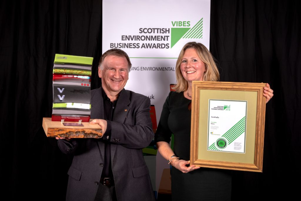 Oban business rewarded for sustainable development