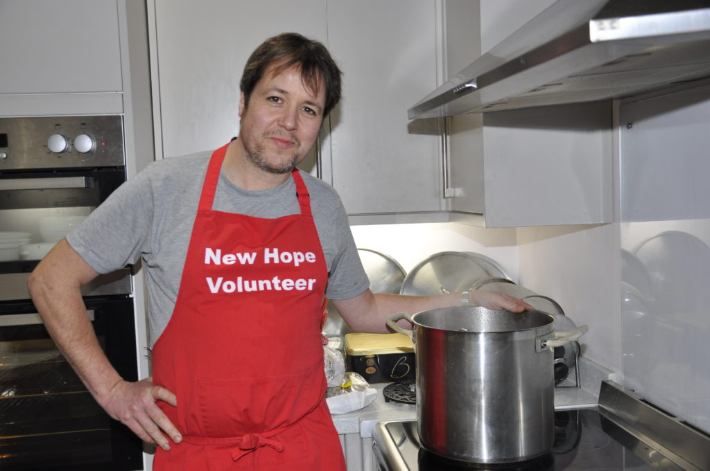 Oban chef who experienced homelessness to cook Christmas dinner for those in need