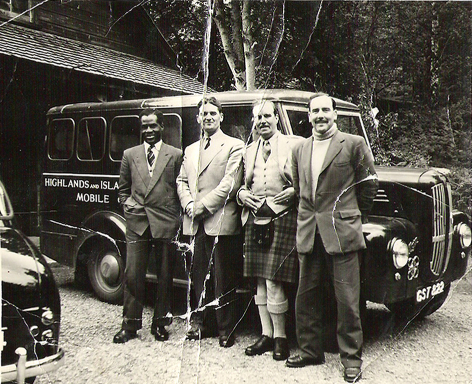Highland memories of the 'men of the wee cinema'