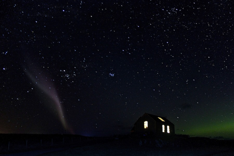 'Steve' wins competition run by first Hebridean Dark Skies Festival