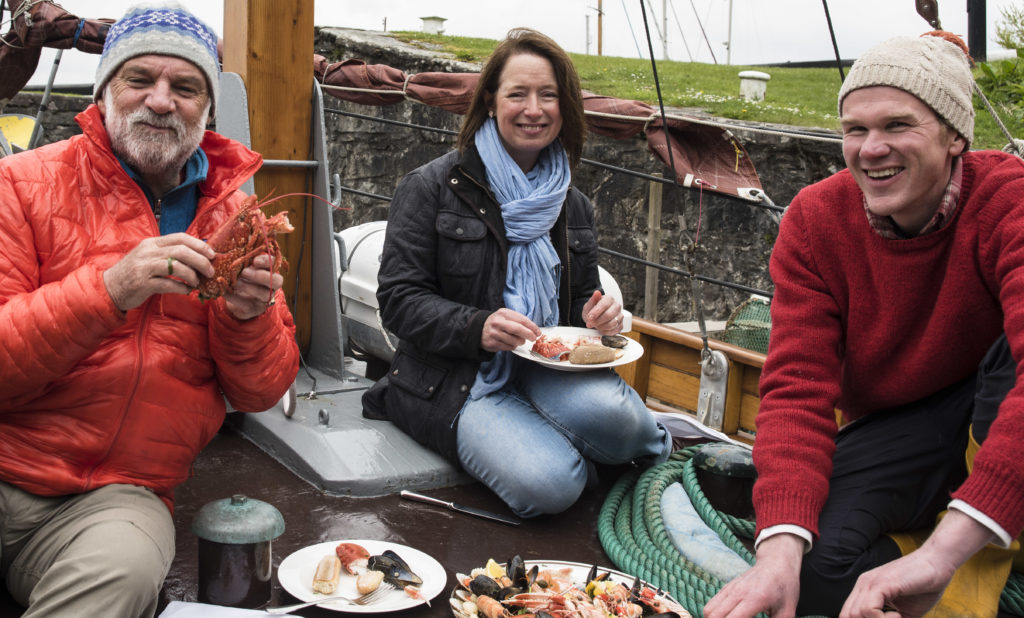 Argyll and Lochaber feature on festive television