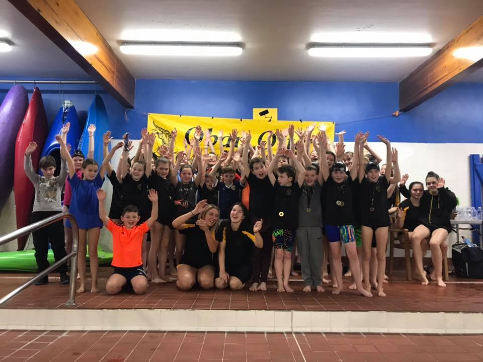 Records broken at Oban Otters annual gala