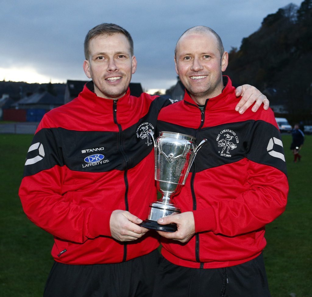 Gareth Evans on four years in charge at Lochside Rovers