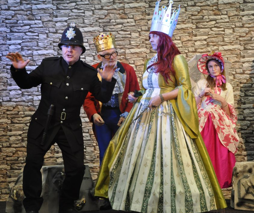 Seil to stage the fairest pantomime of all
