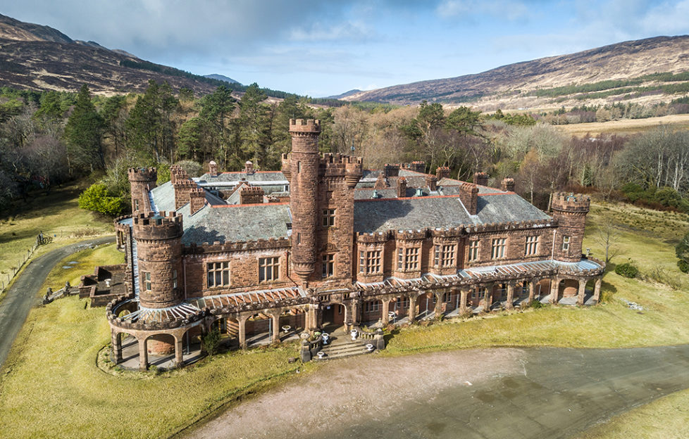 Friends' offer to save historic Rum castle is rejected