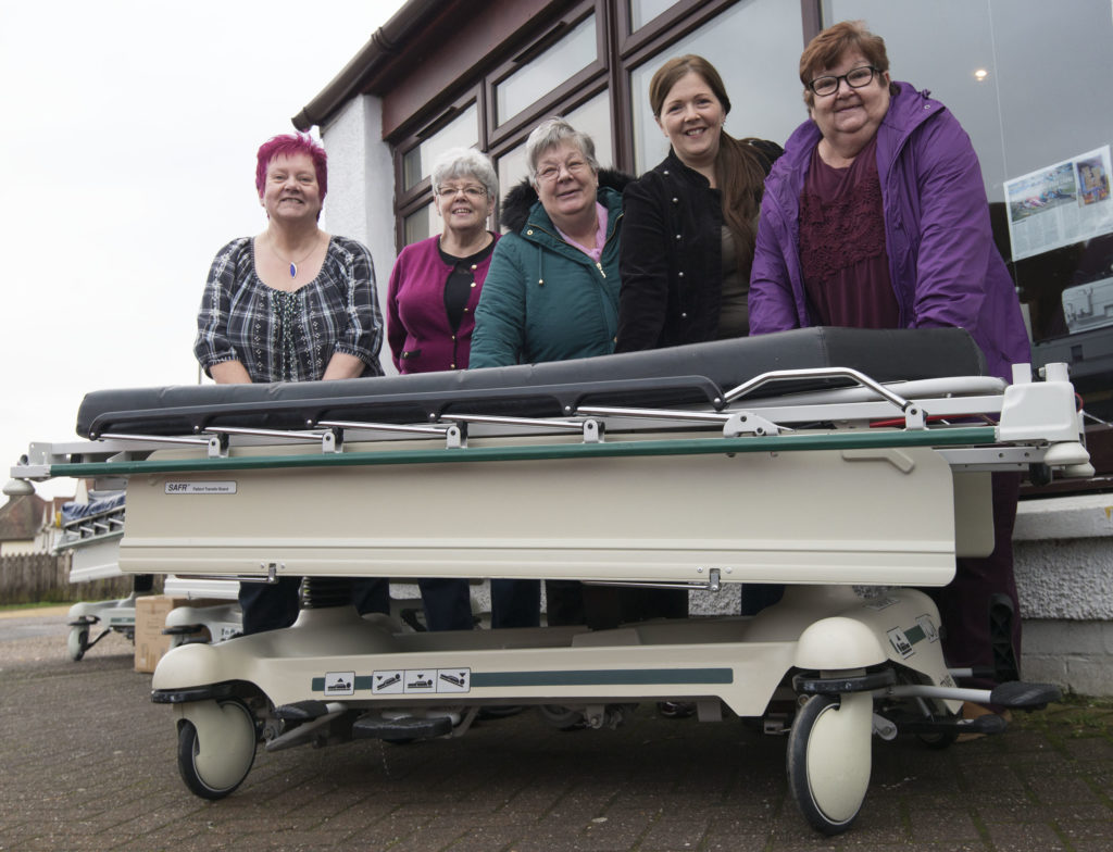 Belford beds donated to refugee charity