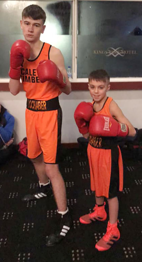 Lochaber boxers secure winning start to 2019