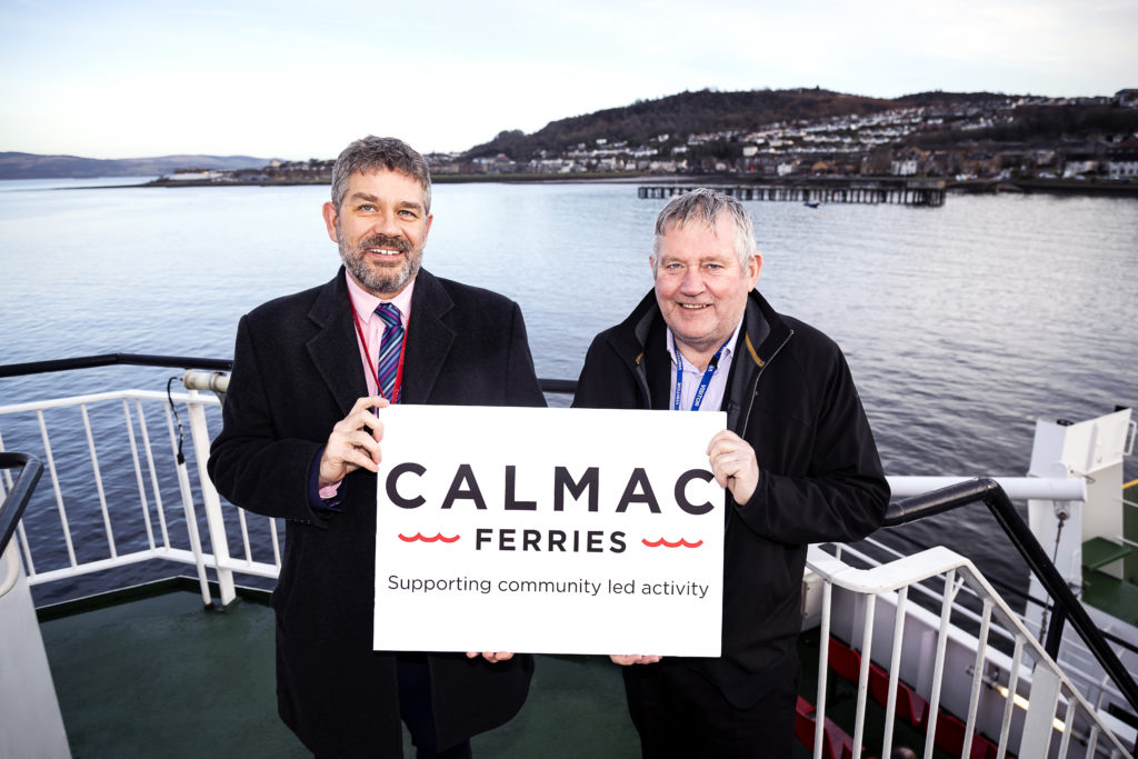 CalMac fund aimed at West Coast youngsters