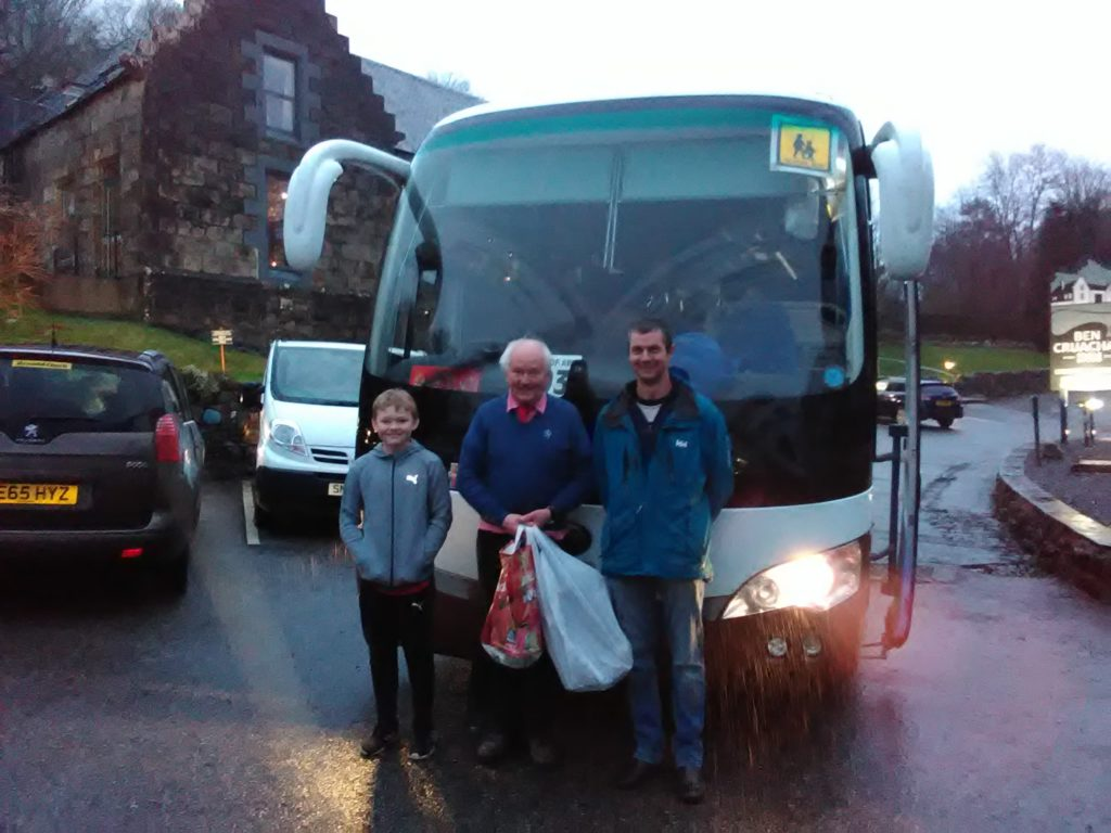 Last school run for Angus after 35 years