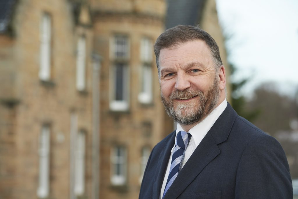 New appointment at UHI