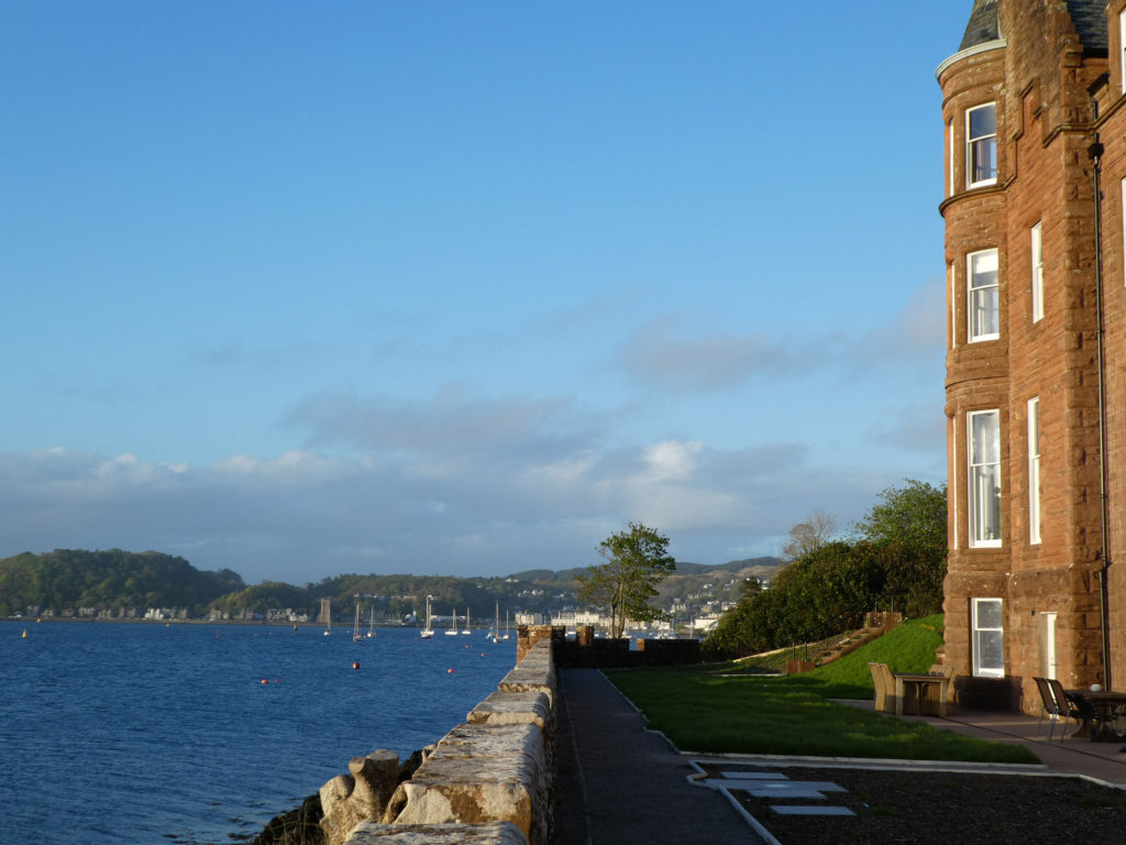 Oban to the 'four' in holiday survey