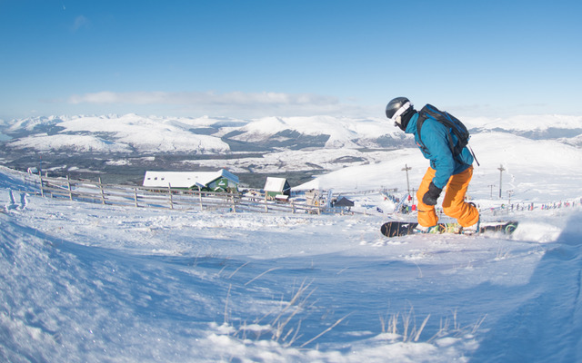 Enough snow finally sees Nevis Range slopes fully open
