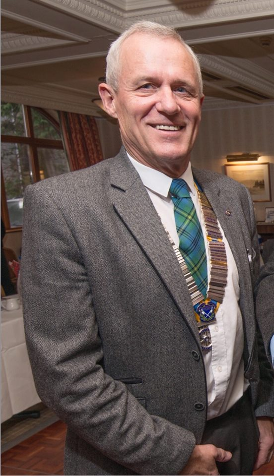 President issues plea for more Lochaber Rotarians
