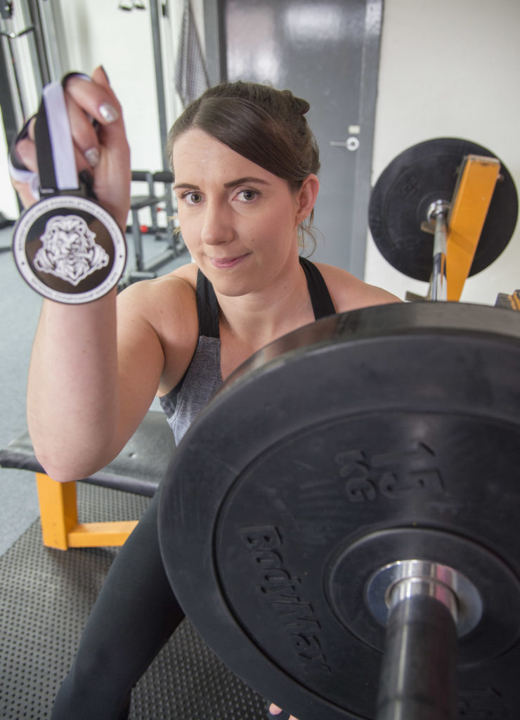Fort weightlifter sets sights on world record | The Oban Times
