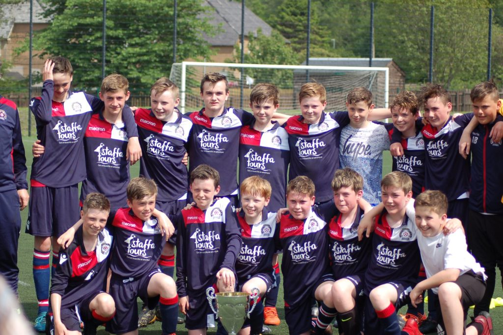 Saints U14s pull out all stops in potential league decider