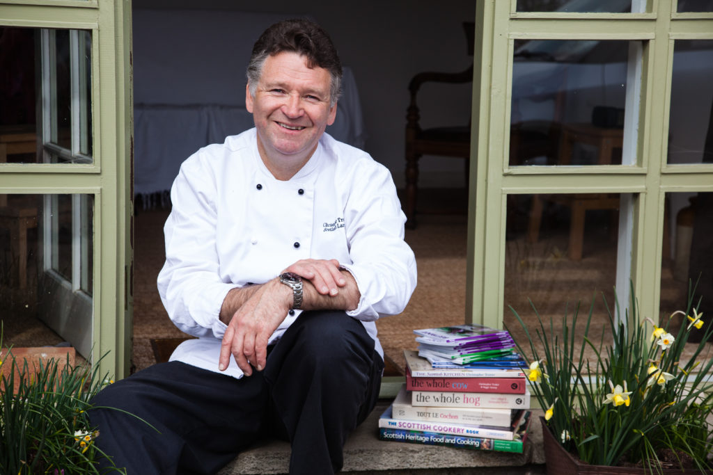 Food ambassador Christopher Trotter announced as Star of charity fundraiser
