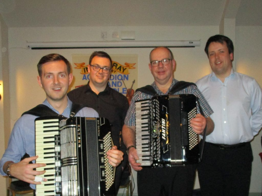 Scott Band Trio lined up for Inveraray visit