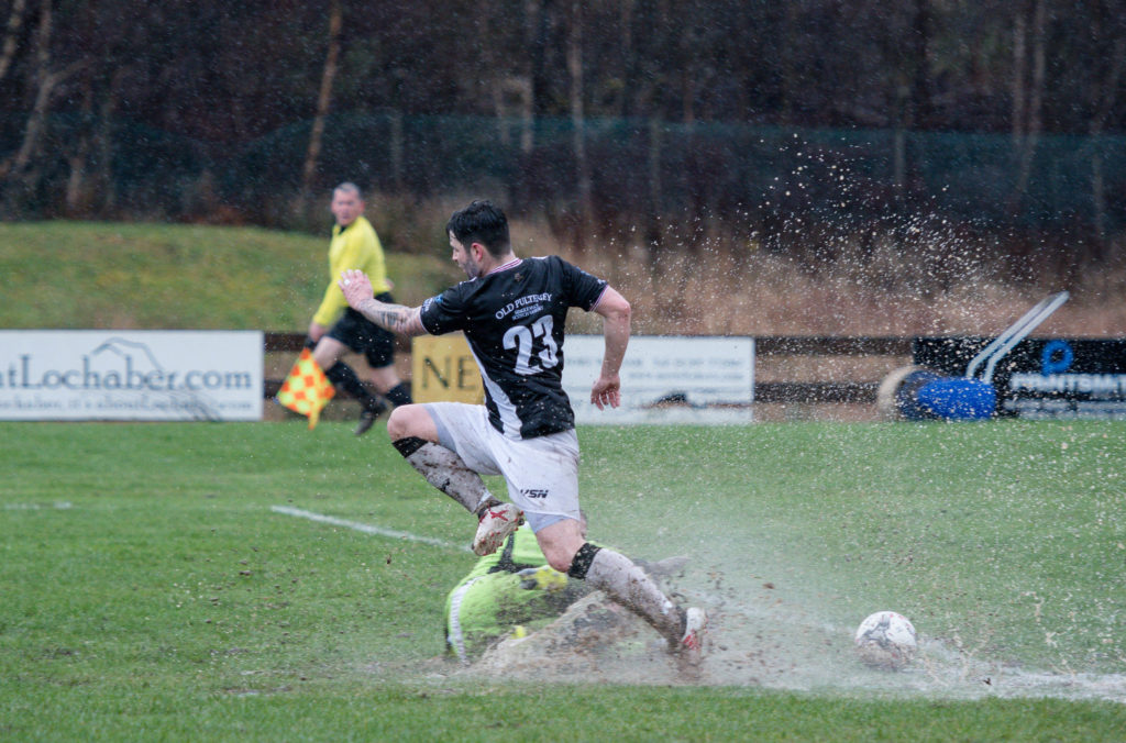Rain wreaks havoc as Fort miss out on first win of the season