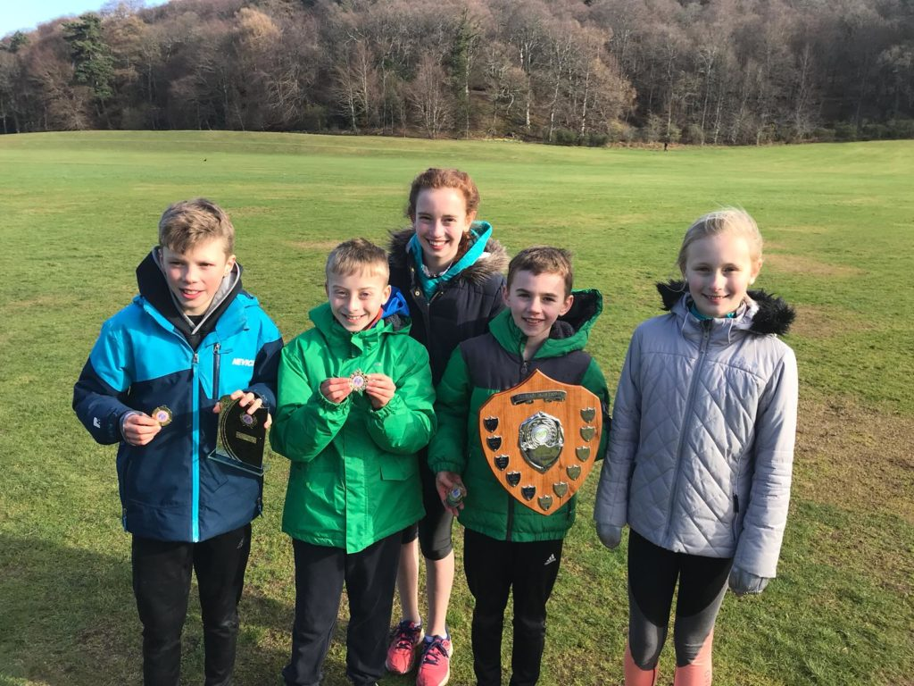 Spean Bridge take team title at athletics championship