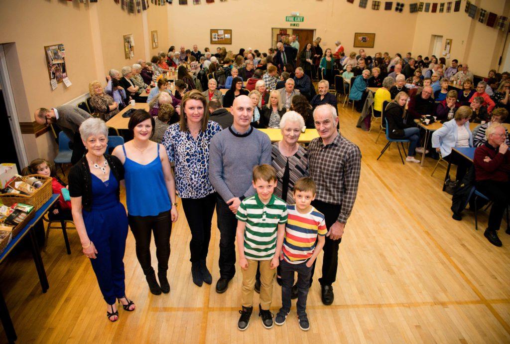 Alex Maclean Memorial Ceilidh  raises money for charity