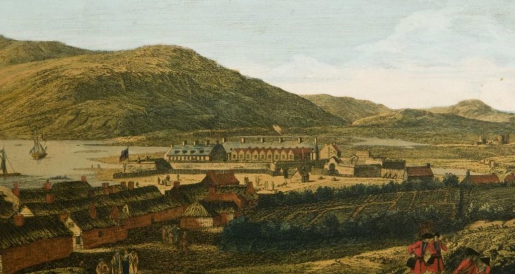 d202c651d61 Siege of Fort William next subject for history society