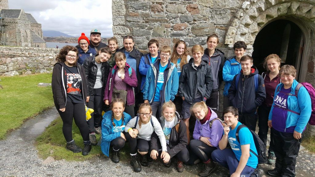 Mull youth project shortlisted for national youth work awards