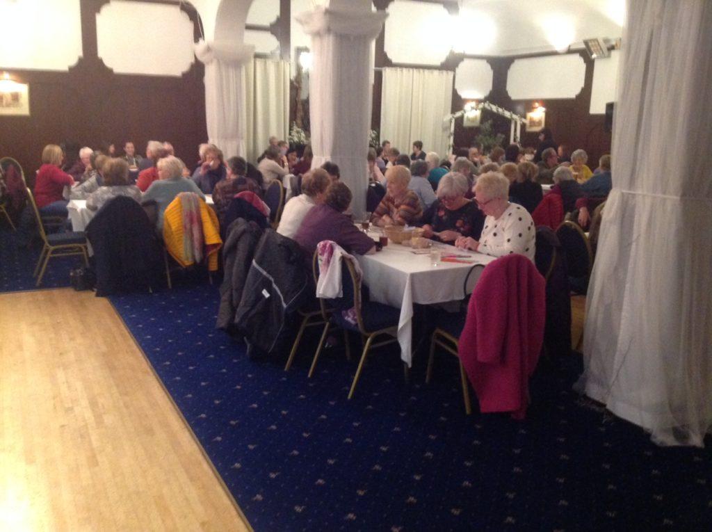 Full house for Dove Centre fundraiser