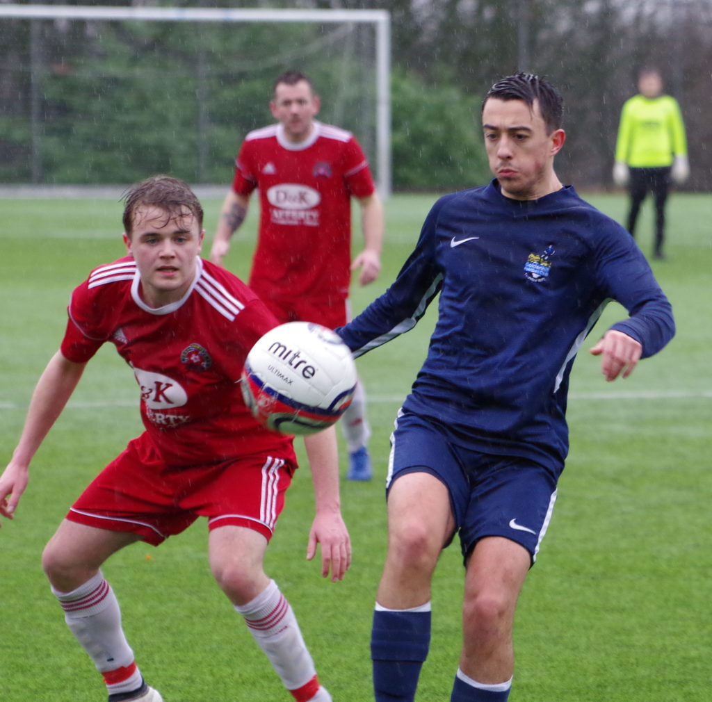 Sensational stoppage time save helps Oban Saints to victory