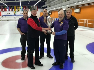 Lochaber curlers hammer home victory at Braehead