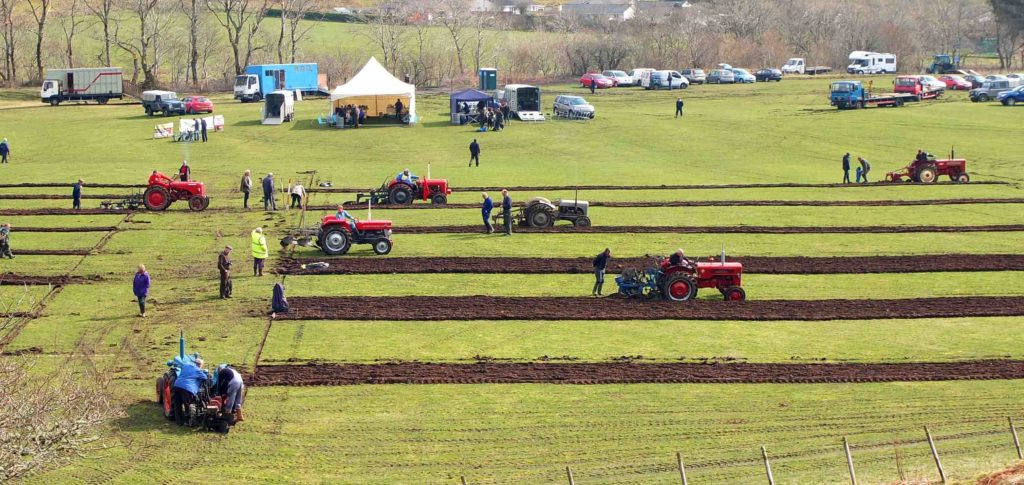 Lorn vintage ploughing match is back