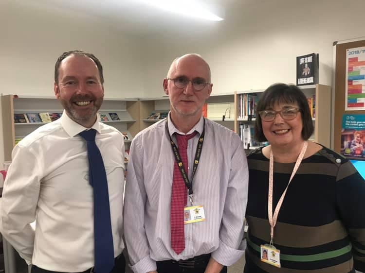 Oban maths teacher heads off on new tangent