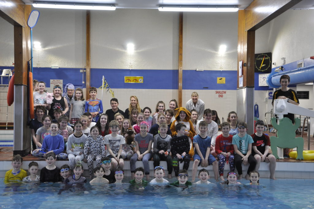 Oban club enjoys pyjama party with a difference