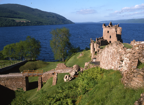 Record-breaking year for Urquhart Castle