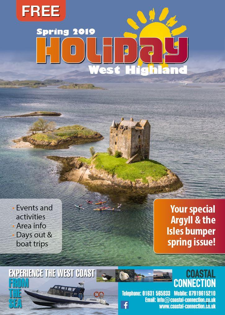Holiday West Highland Spring 2019
