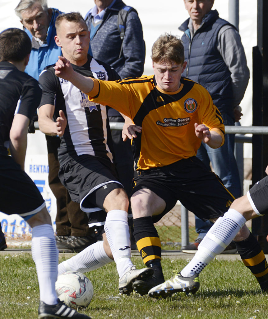 Fort now two years without a league win after Fraserburgh loss