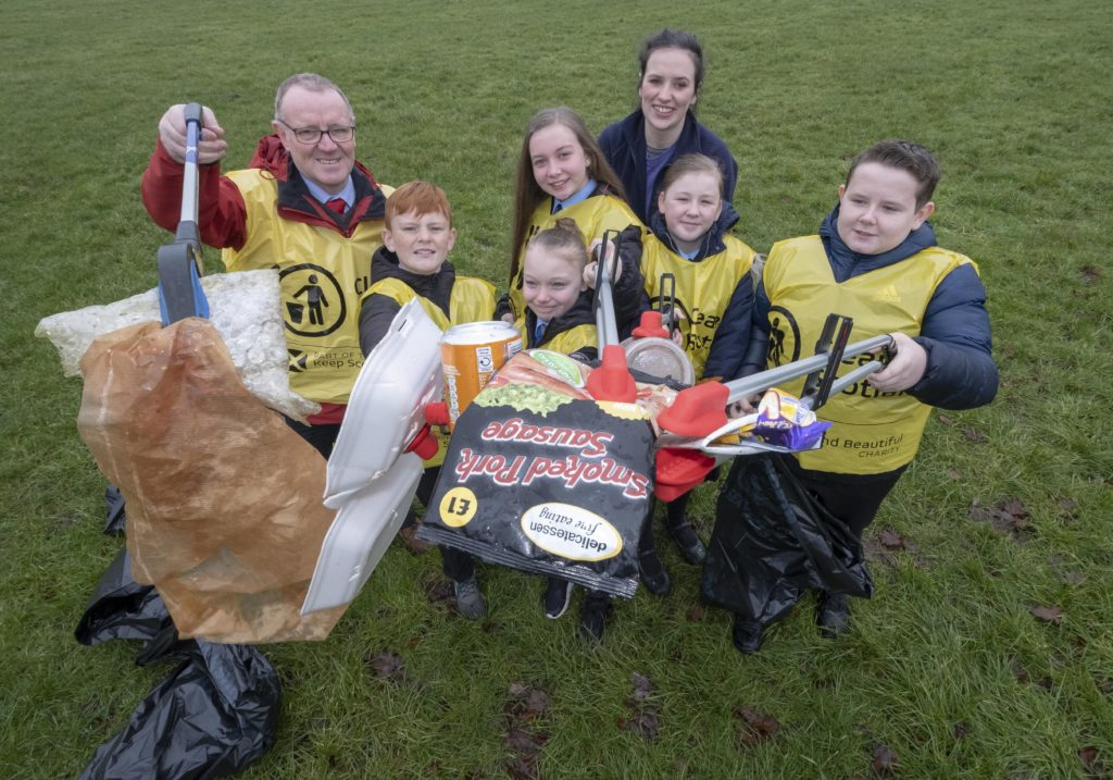 Call to join spring clean of Scotland