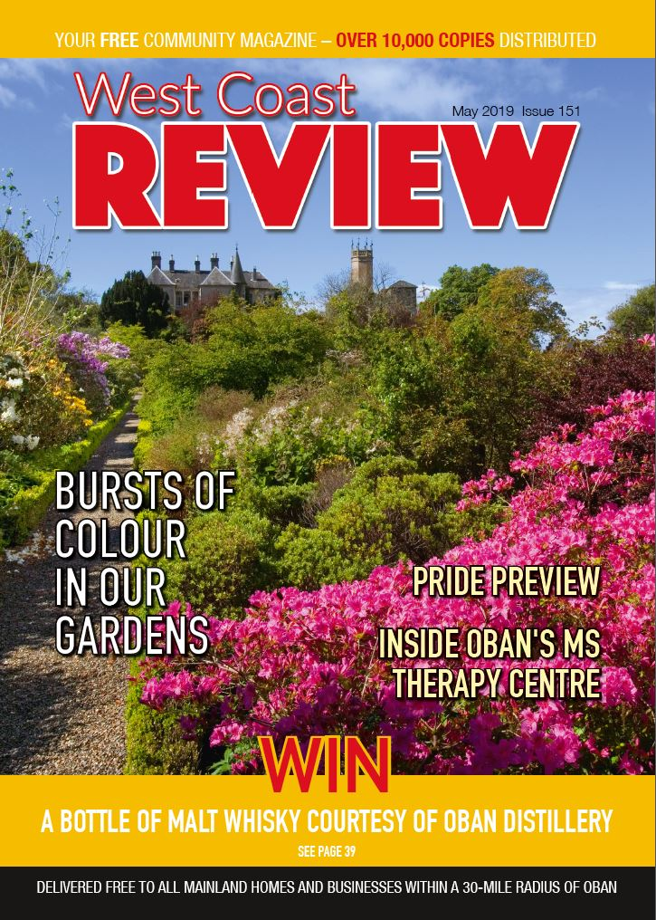 West Coast Review – May 2019