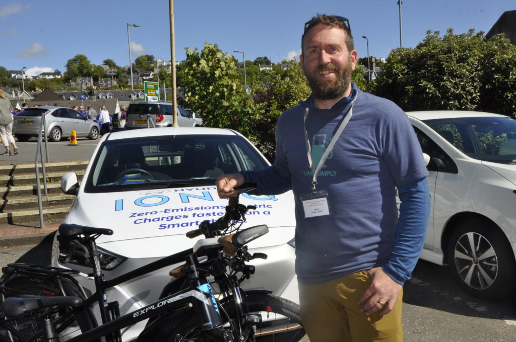 Oban plugs in to smarter driving