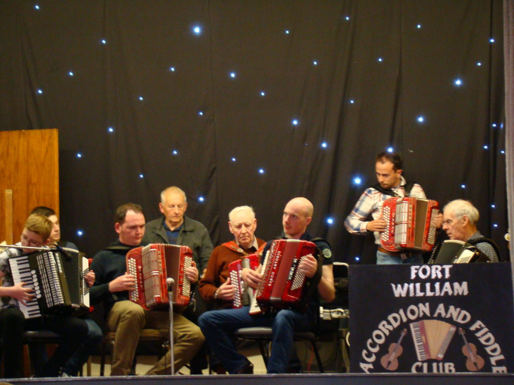 Lochaber talent on show at season finale for Accordion and Fiddle Club