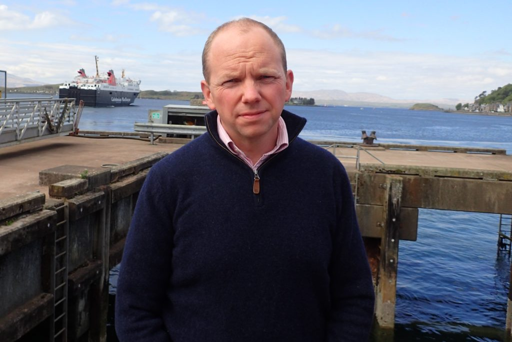 MSP concerned over island airport dispute